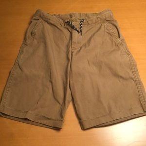 Polo Cuffed shorts.